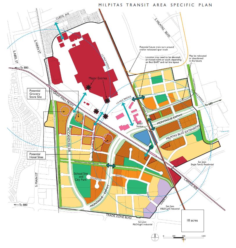 TASP-map